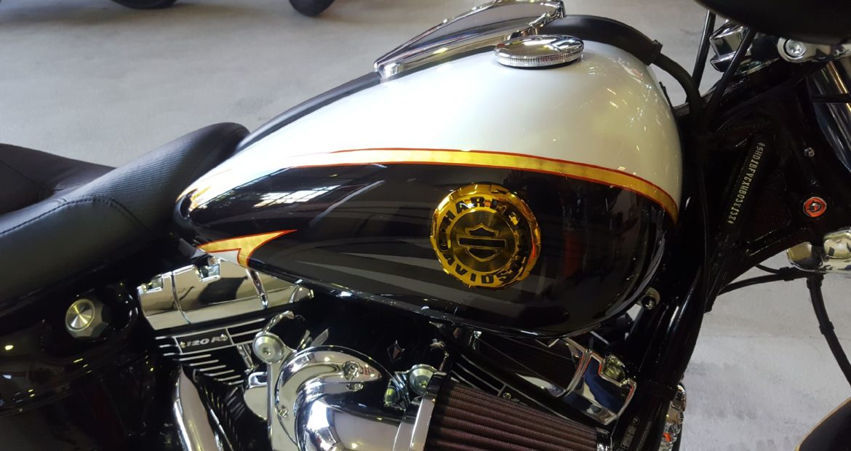 Harley Davidson Custom Paint Jobs